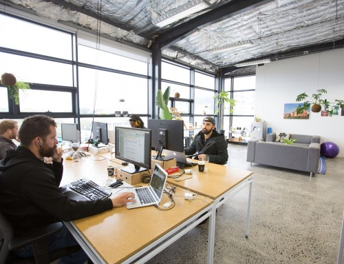 Outsourcing and CoWorking Spaces
