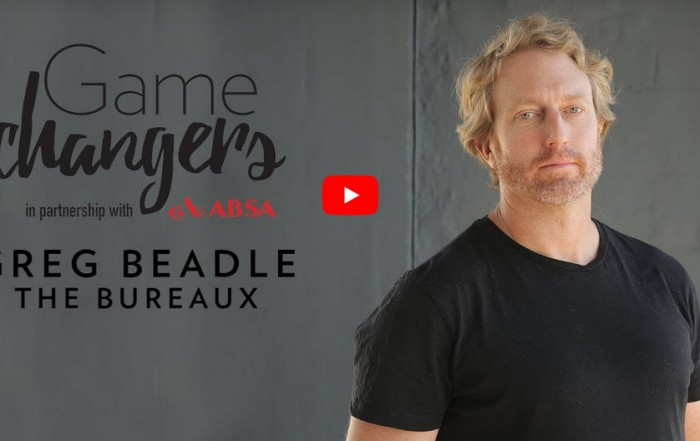 Greg Beade - Cape Talk Game Changers